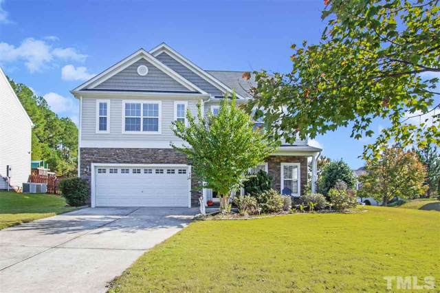 425 Gooseberry Drive, Holly Springs, NC 27540 (#2286522) :: Dogwood Properties
