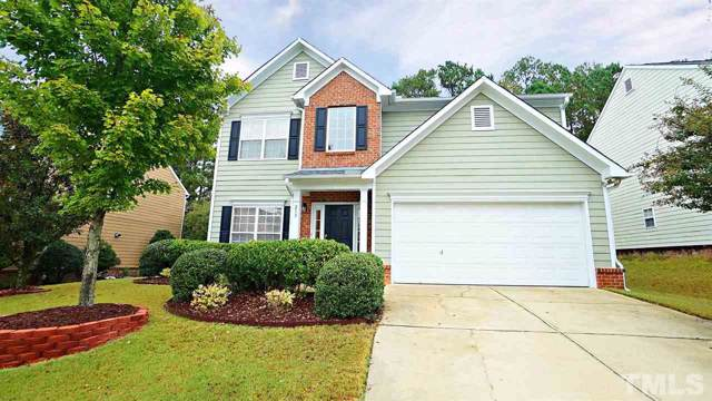 213 October Glory Lane, Apex, NC 27539 (#2286567) :: Sara Kate Homes