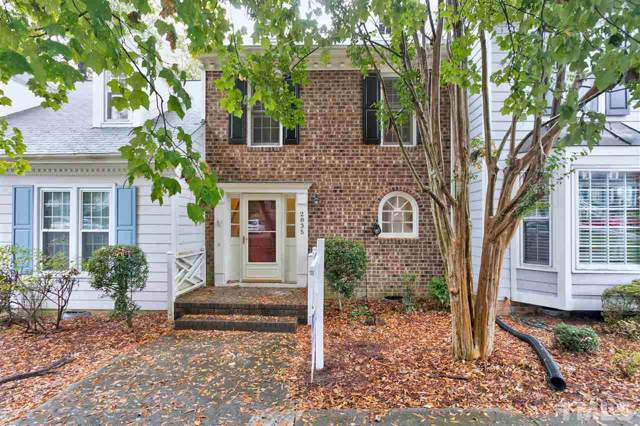 2835 Bedfordshire Court, Raleigh, NC 27604 (#2286592) :: Raleigh Cary Realty