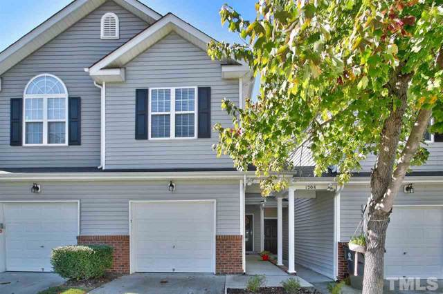 1210 Hadel Place, Knightdale, NC 27545 (#2286615) :: Raleigh Cary Realty