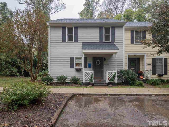 2836 Wayland Drive #1, Raleigh, NC 27608 (#2286689) :: Spotlight Realty