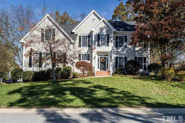 4503 Sun Valley Drive, Durham, NC 27707 (#2286746) :: Foley Properties & Estates, Co.