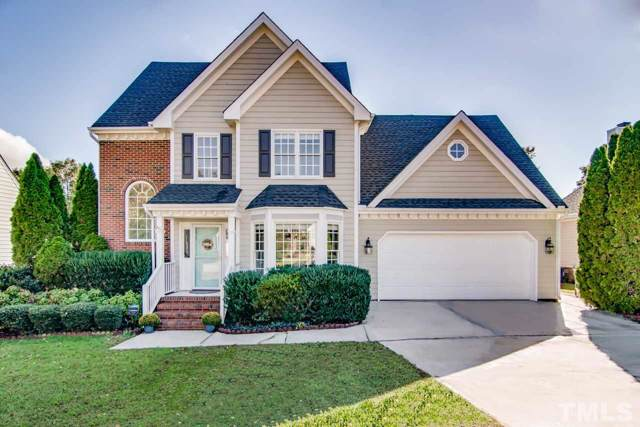 1304 Rainesview Lane, Apex, NC 27502 (#2286809) :: The Jim Allen Group