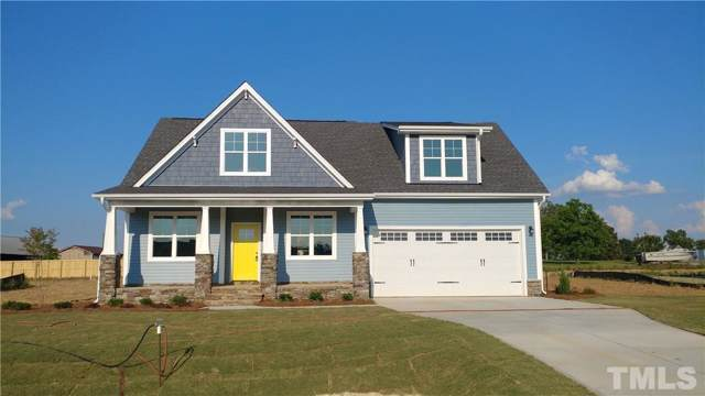 84 Fisher Road, Lillington, NC 27546 (#2286851) :: Real Estate By Design
