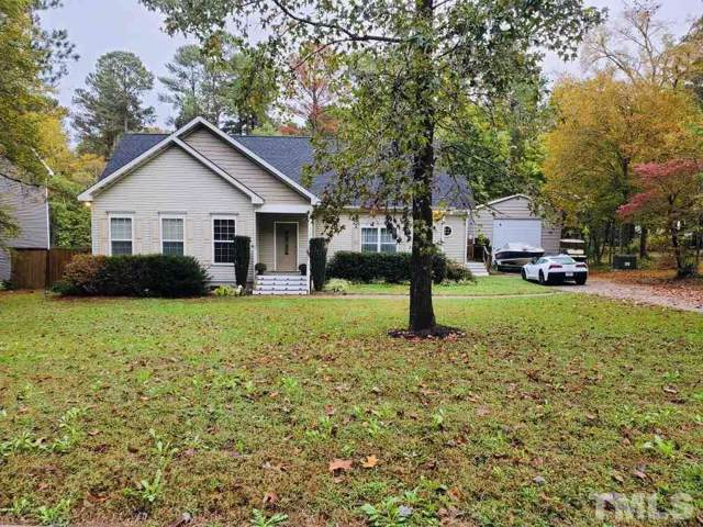 1624 Forest Road, Wake Forest, NC 27587 (MLS #2286887) :: The Oceanaire Realty