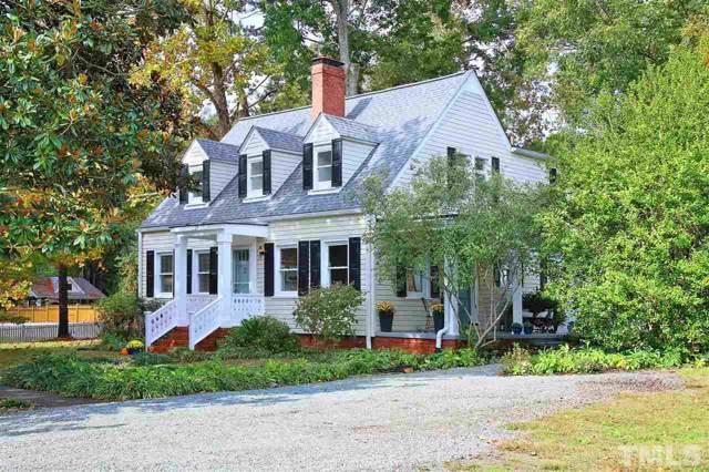 221 E Queen Street, Hillsborough, NC 27278 (#2286903) :: Dogwood Properties