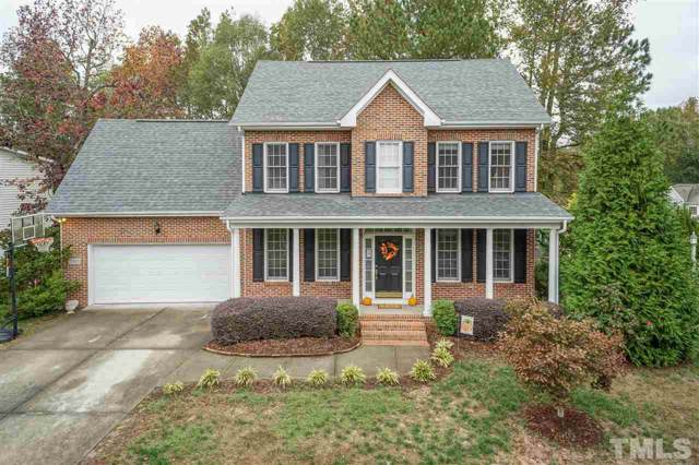 2925 Dargan Hills Drive, Wake Forest, NC 27587 (#2286937) :: The Jim Allen Group
