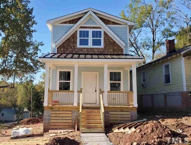 118 Dunstan Avenue, Durham, NC 27707 (#2286973) :: RE/MAX Real Estate Service