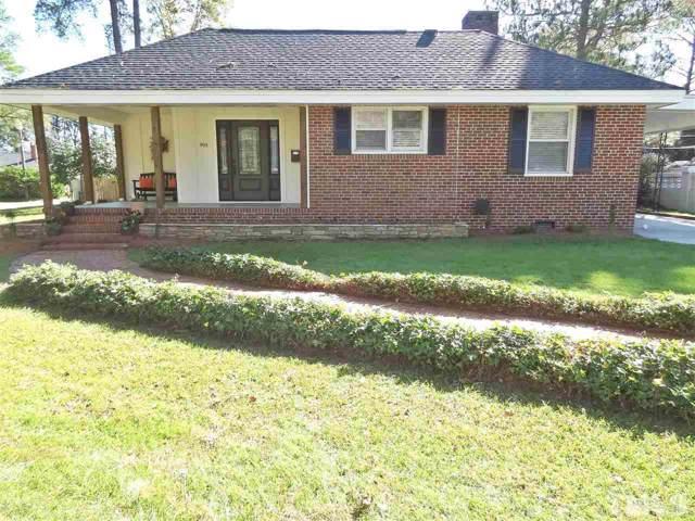 901 S First Street, Smithfield, NC 27577 (#2286976) :: Marti Hampton Team - Re/Max One Realty