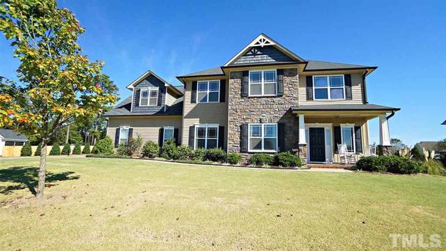 191 Pleasant Lane, Willow Spring(s), NC 27592 (#2287020) :: Dogwood Properties