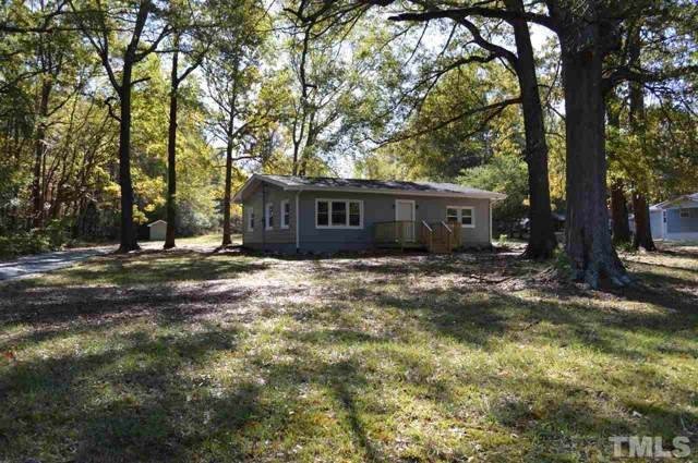 909 Bill Poole Road, Rougemont, NC 27572 (#2287021) :: Dogwood Properties