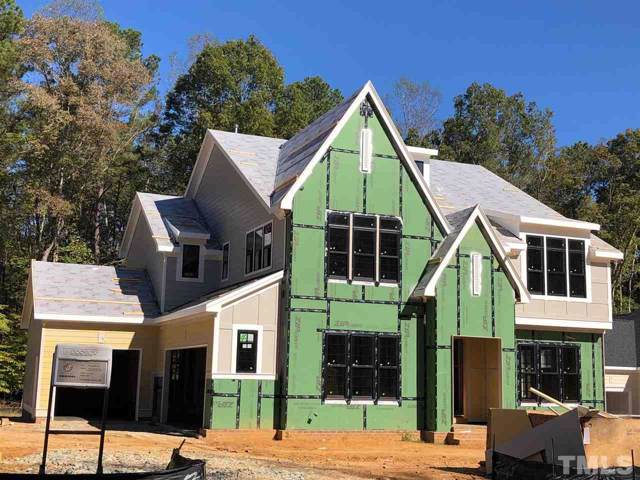 133 Burgundy Lane, Chapel Hill, NC 27516 (#2287027) :: Dogwood Properties