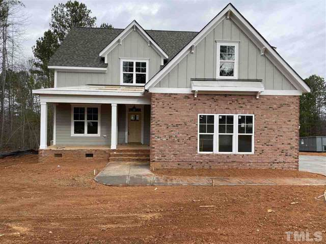 277 High Ridge Lane, Pittsboro, NC 27312 (#2287050) :: The Results Team, LLC