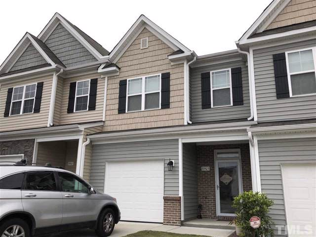 8903 Commons Townes Drive, Raleigh, NC 27616 (#2287131) :: Rachel Kendall Team
