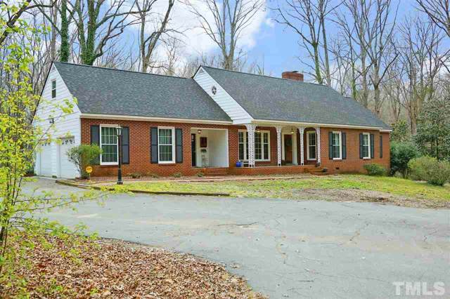 611 Carbonton Road, Sanford, NC 27330 (#2287204) :: Dogwood Properties