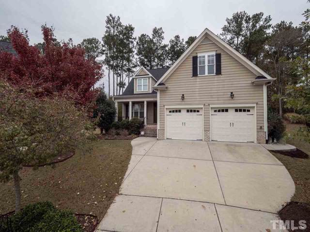 4205 Cats Paw Court, Wake Forest, NC 27587 (#2287380) :: The Jim Allen Group