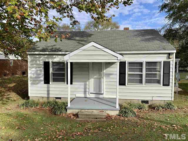 299 S Railroad Street, Coats, NC 27521 (#2287430) :: Dogwood Properties