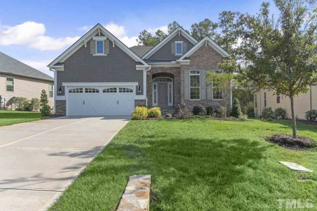 1609 Hasentree Villa Lane, Wake Forest, NC 27587 (MLS #2287479) :: The Oceanaire Realty