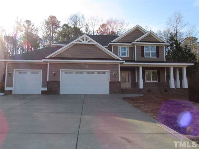 354 River Knoll Drive, Clayton, NC 27527 (#2287489) :: Raleigh Cary Realty