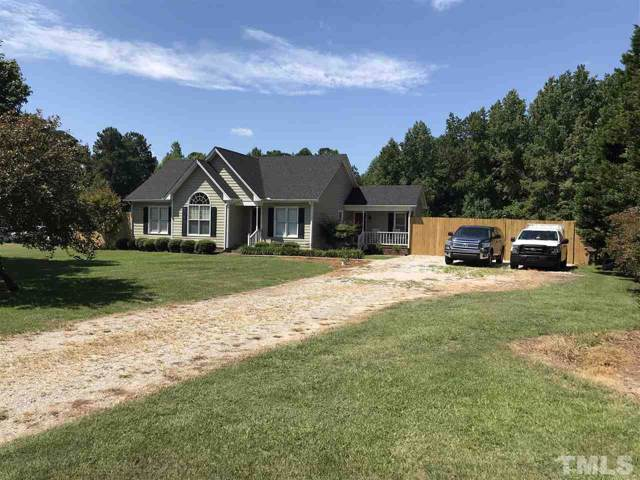 6469 Applewhite Road, Wendell, NC 27591 (#2287547) :: Sara Kate Homes