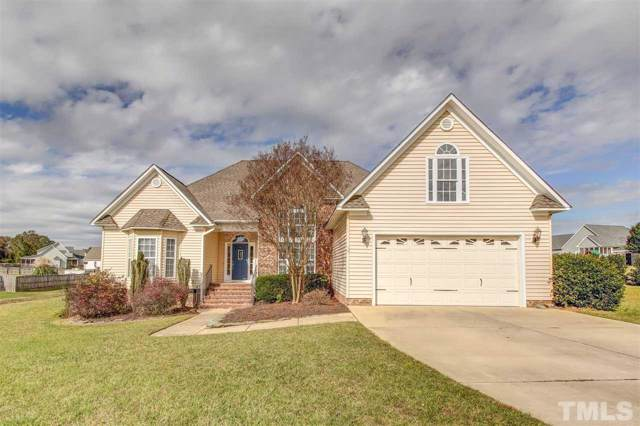 86 Trinity Circle, Four Oaks, NC 27524 (#2287622) :: Marti Hampton Team - Re/Max One Realty