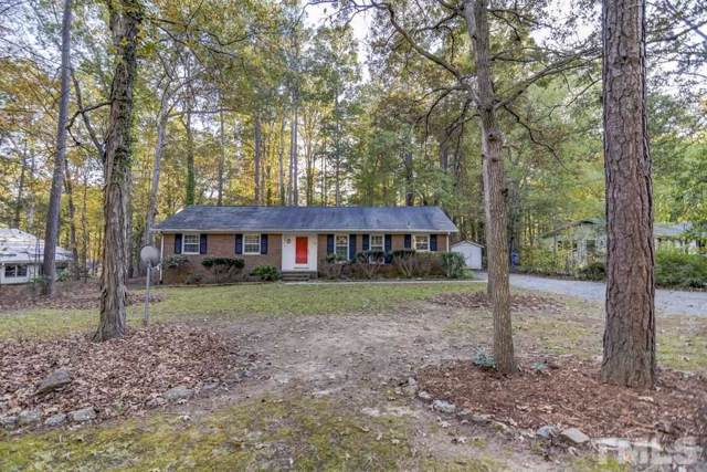 116 Collums Road, Chapel Hill, NC 27514 (#2287673) :: The Perry Group