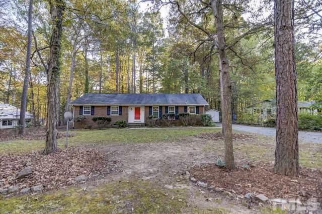 116 Collums Road, Chapel Hill, NC 27514 (#2287673) :: The Jim Allen Group