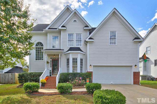 7921 Mill Trace Run, Raleigh, NC 27615 (#2287681) :: The Perry Group