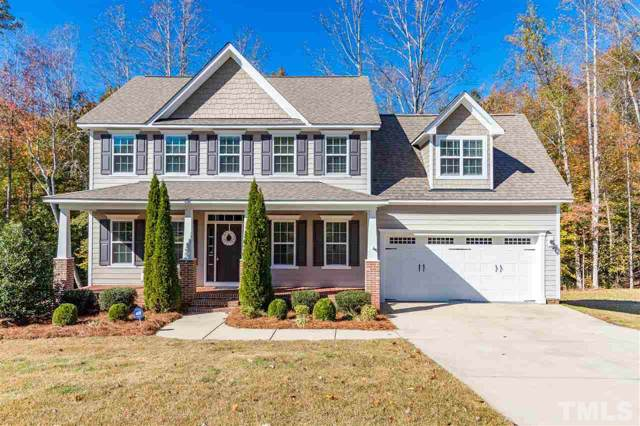 235 Old York Circle, Clayton, NC 27527 (#2287715) :: Sara Kate Homes