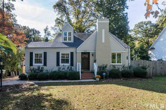 2817 Mayview Road, Raleigh, NC 27607 (#2287736) :: Raleigh Cary Realty