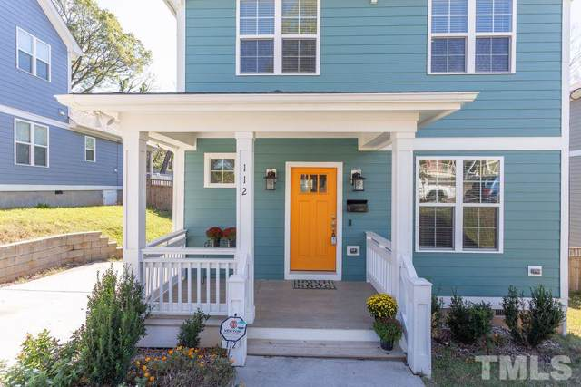 112 E Enterprise Street, Durham, NC 27707 (#2287755) :: Dogwood Properties