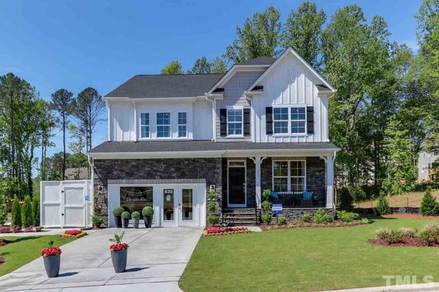 229 Golf Vista Trail #1299, Holly Springs, NC 27540 (#2287761) :: The Perry Group