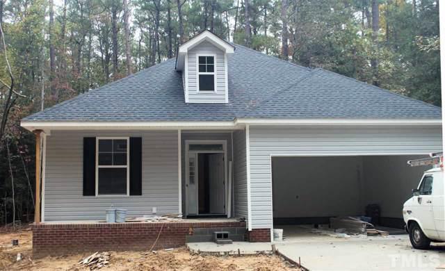 1425 Carolina Drive, Sanford, NC 27332 (#2287762) :: Sara Kate Homes