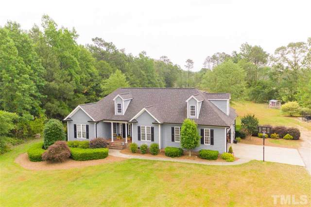 535 Bradley Road, Fuquay Varina, NC 27526 (#2287811) :: Sara Kate Homes