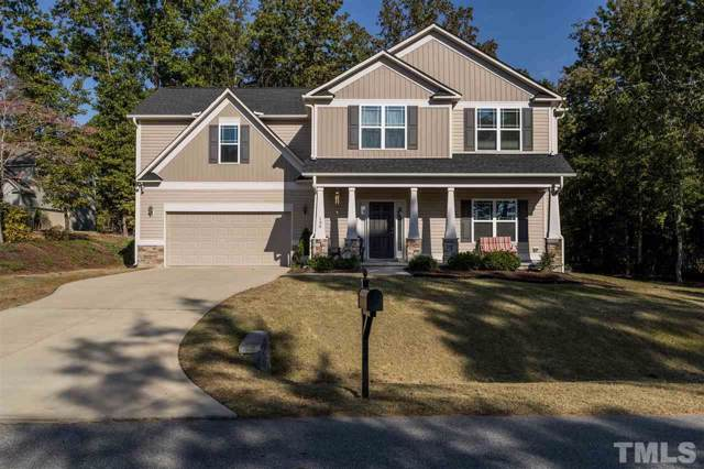 150 Timberland Drive, Angier, NC 27501 (#2287819) :: Marti Hampton Team - Re/Max One Realty