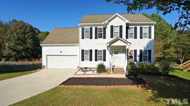 1406 Waterford Green Drive, Apex, NC 27502 (#2287826) :: The Jim Allen Group