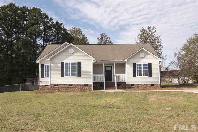 110 Debbie Circle, Angier, NC 27501 (#2287852) :: Marti Hampton Team - Re/Max One Realty