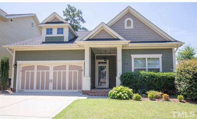 640 Ancient Oaks Drive, Holly Springs, NC 27540 (#2287859) :: Rachel Kendall Team
