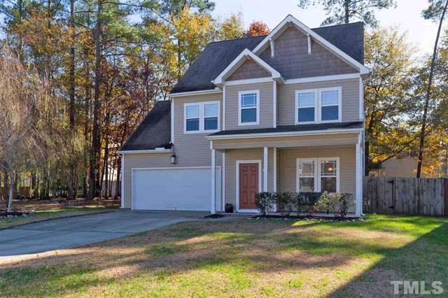 3915 Landover Lane, Raleigh, NC 27616 (#2287865) :: Real Estate By Design