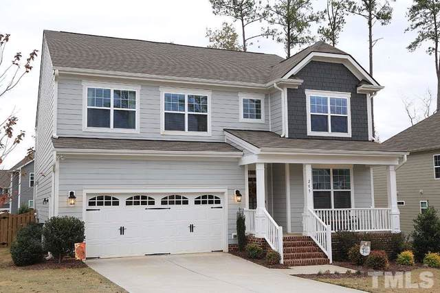 205 Oakenshaw Drive, Holly Springs, NC 27540 (#2287870) :: Dogwood Properties