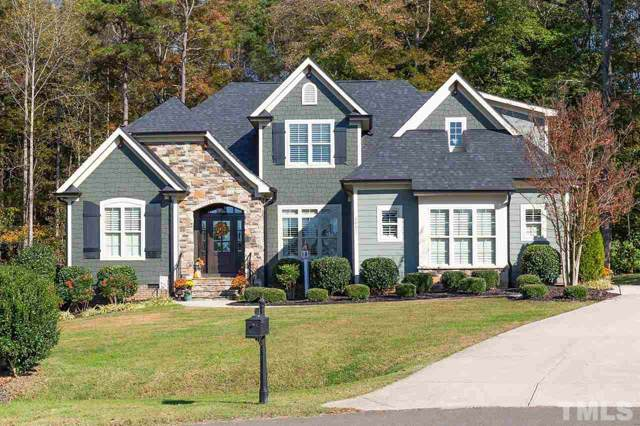 2001 Monthaven Drive, Wake Forest, NC 27587 (#2287874) :: Rachel Kendall Team