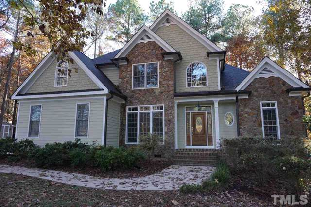 215 Highview Drive, Youngsville, NC 27596 (#2287875) :: Spotlight Realty