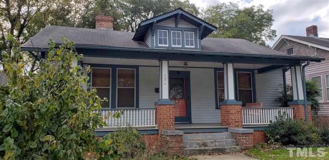 606 E Franklin Street, Raleigh, NC 27604 (#2287883) :: Sara Kate Homes