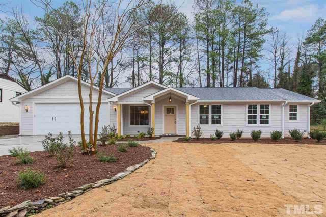 3400 Apache Drive, Raleigh, NC 27609 (#2287902) :: Dogwood Properties
