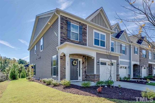 143 Writing Rock Place, Apex, NC 27539 (#2287906) :: Real Estate By Design