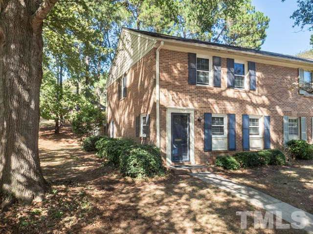 3107 Morningside Drive, Raleigh, NC 27607 (#2287946) :: Raleigh Cary Realty