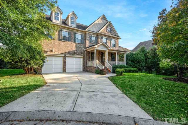 205 Cross Oaks Place, Holly Springs, NC 27540 (#2287949) :: Raleigh Cary Realty