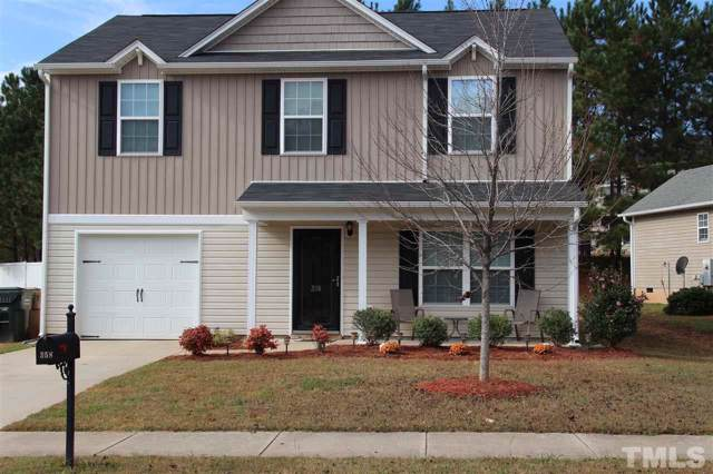 358 Randolph Road, Clayton, NC 27520 (#2287951) :: Marti Hampton Team - Re/Max One Realty
