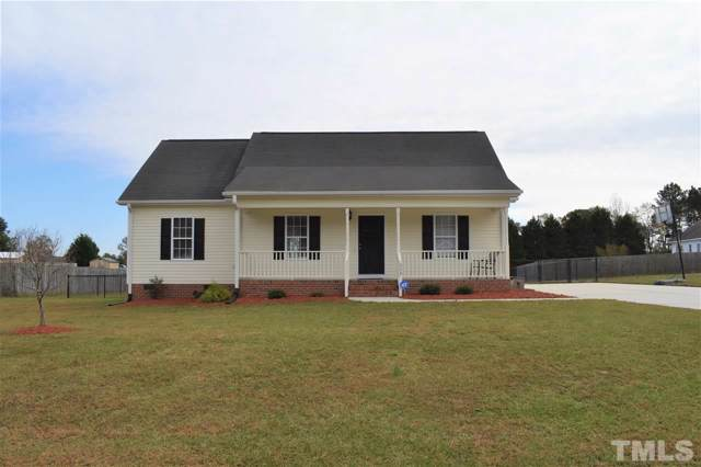 229 Jared Drive, Angier, NC 27501 (#2287977) :: Marti Hampton Team - Re/Max One Realty