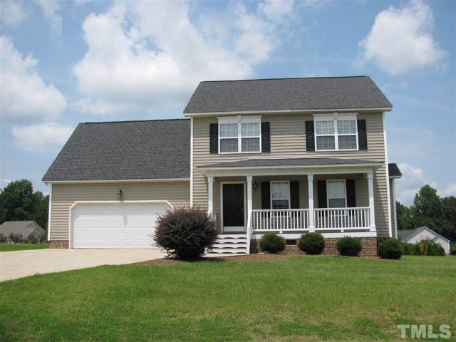 453 Axum Road, Willow Spring(s), NC 27592 (#2287990) :: Rachel Kendall Team